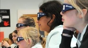 The 3D Learning Experience