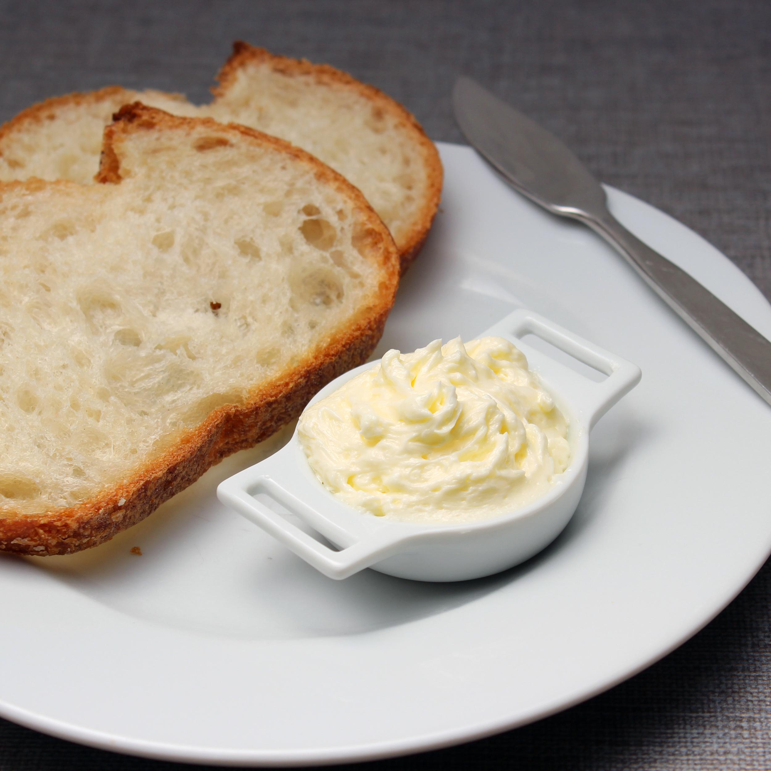 homemade butter 8