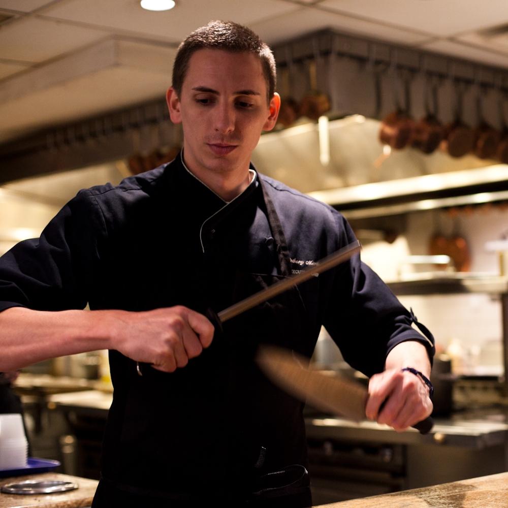 Chef Anthony Martin