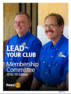 Membership Committee Lead Your Club