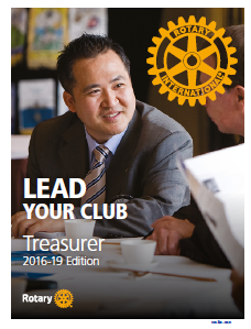 Treasurer Lead Your Club