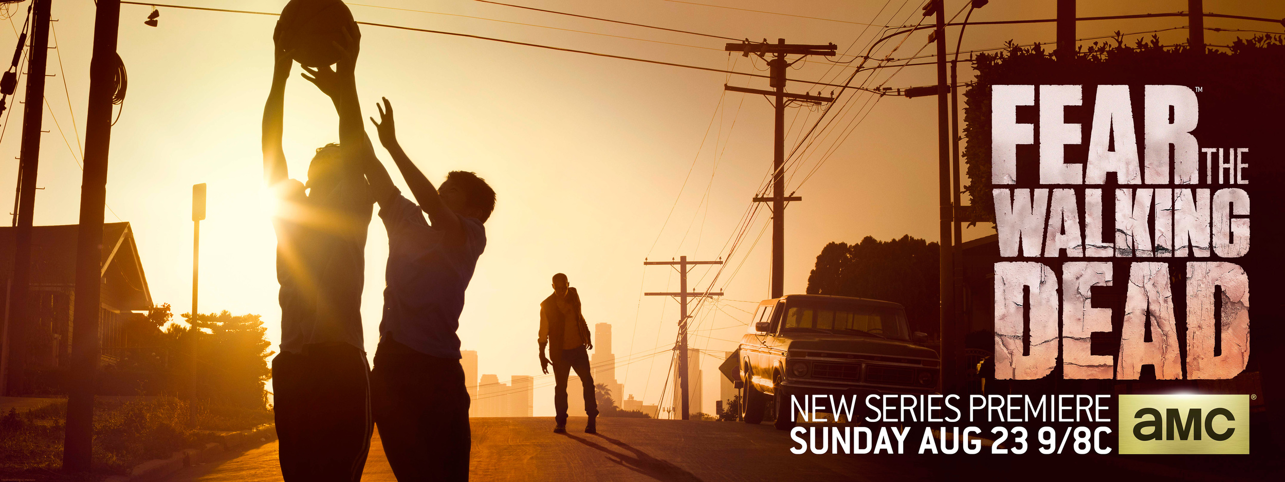 Fear the Walking Dead -     The Walking Dead spin-off is set in Los Angeles where a divorced teacher named Travis (Cliff Curtis), his fiance Madison (Kim Dickens), and her two children (Frank Dillane and Alycia Debnam-Carey) face the coming zombie apocalypse.     Click Below for Trailer: