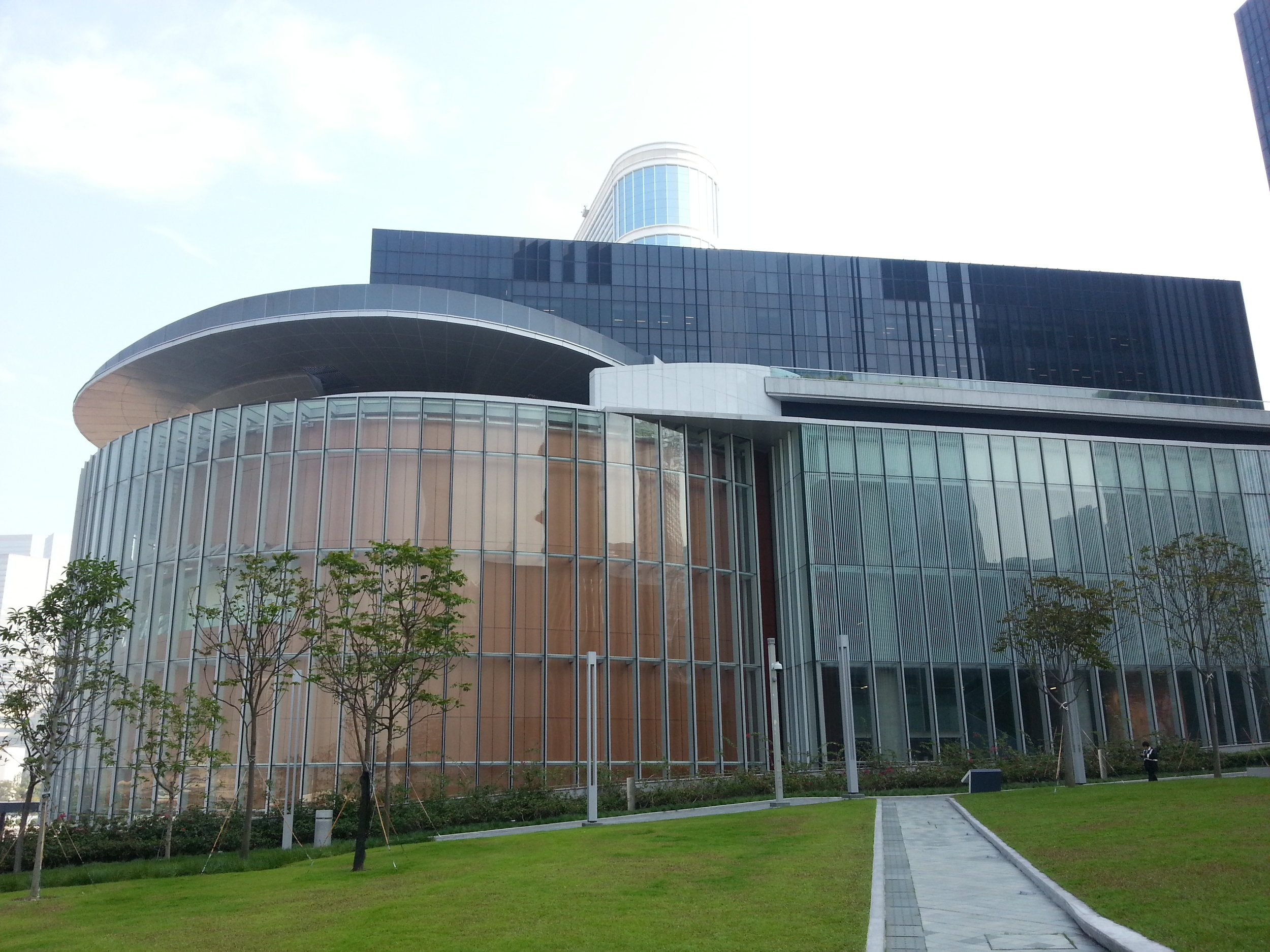 HK Gov Headquarter