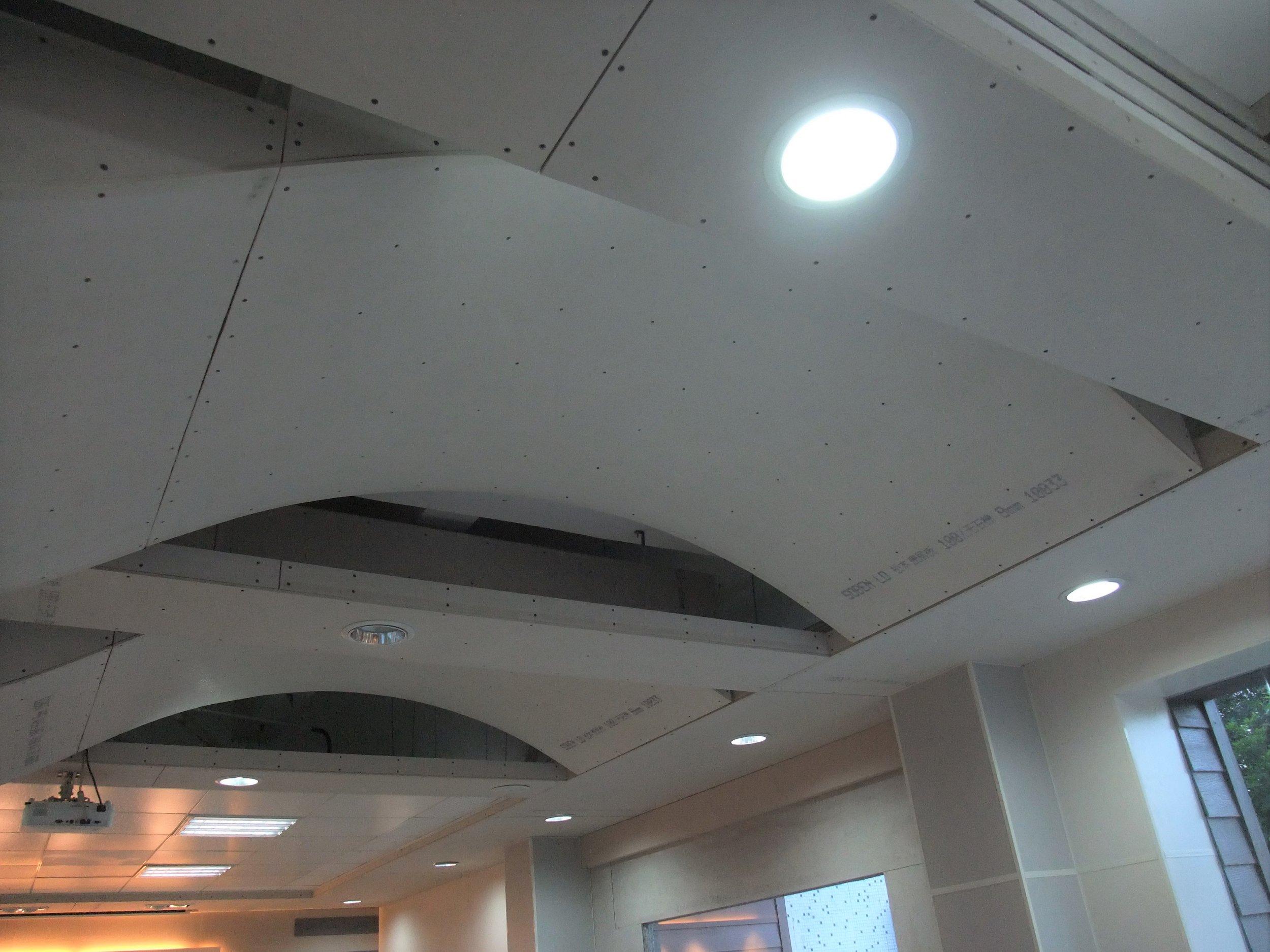 Curved ceiling.JPG