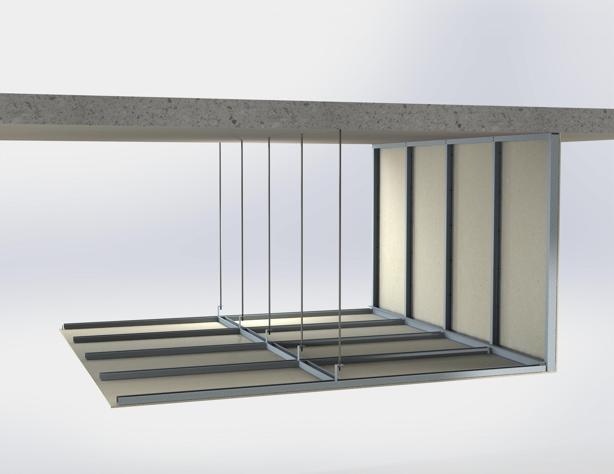 Water Resistant Ceilings & Roofs