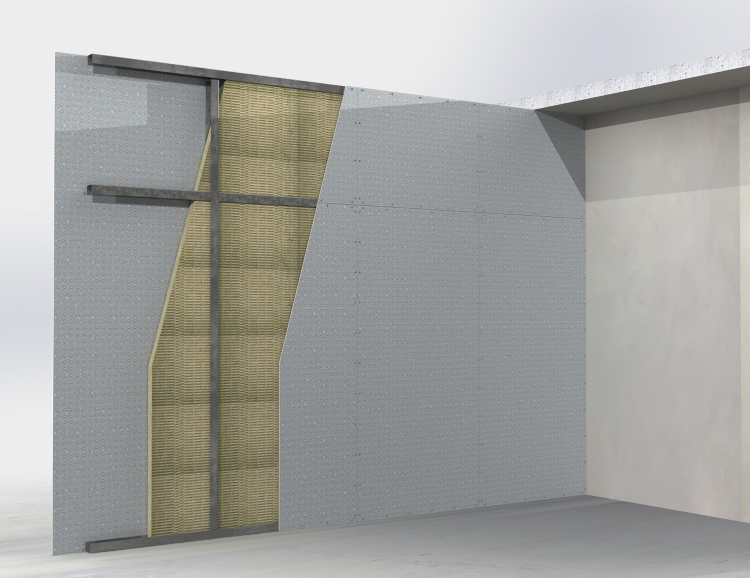 Partitions & External Walls