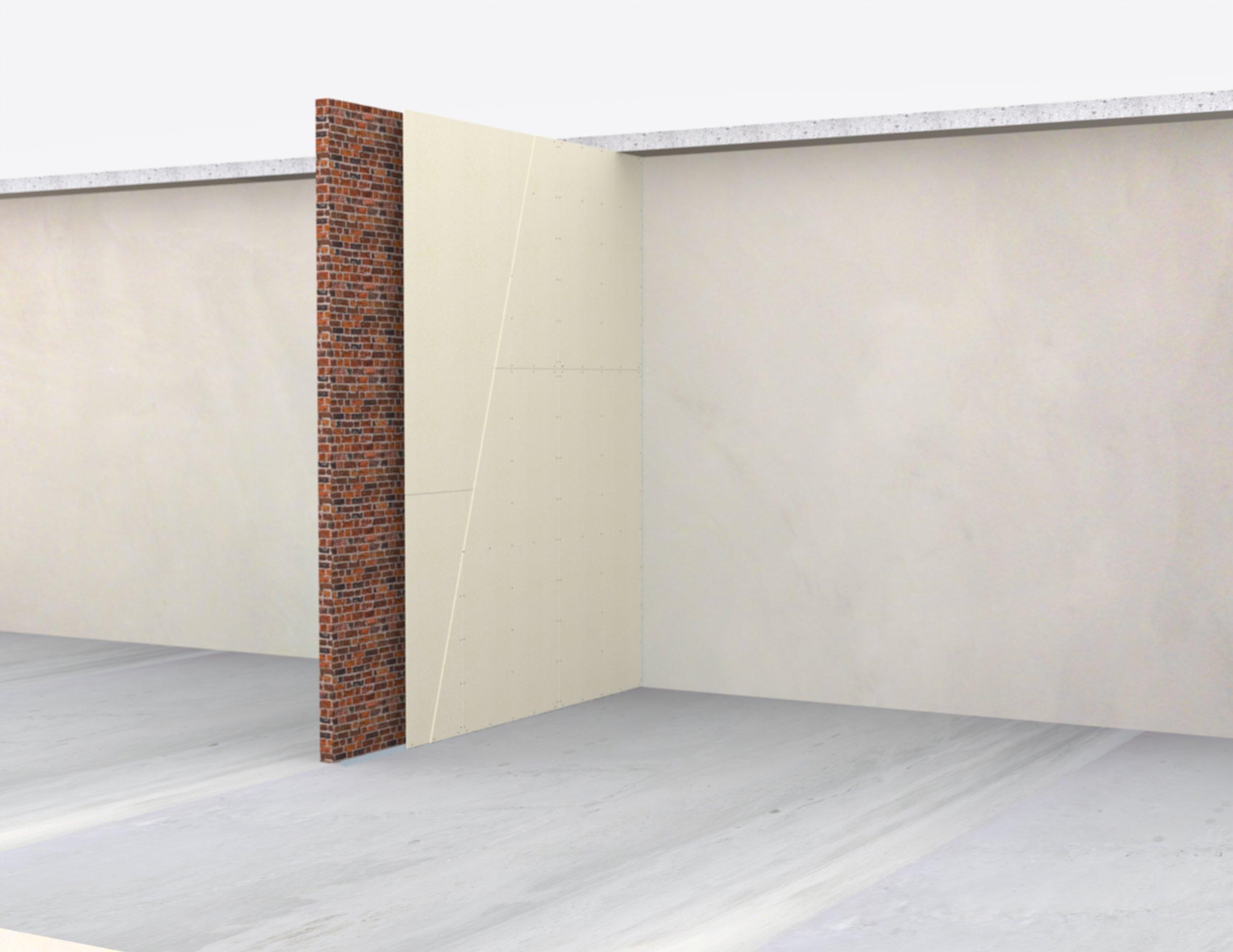 Masonry Wall Upgrade