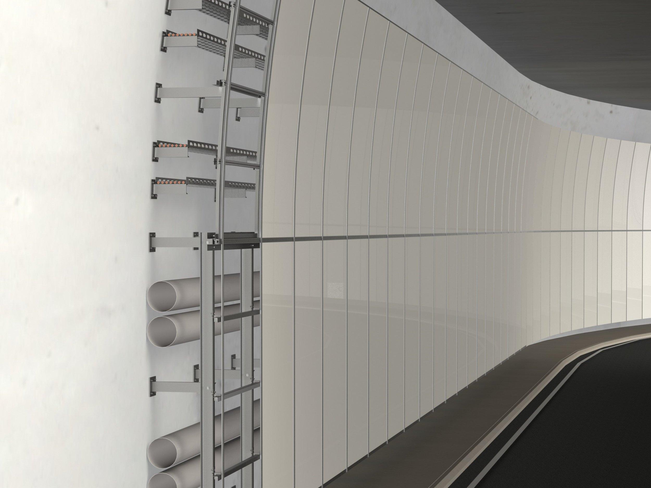 Tunnel  Cladding 2FS - .JPG