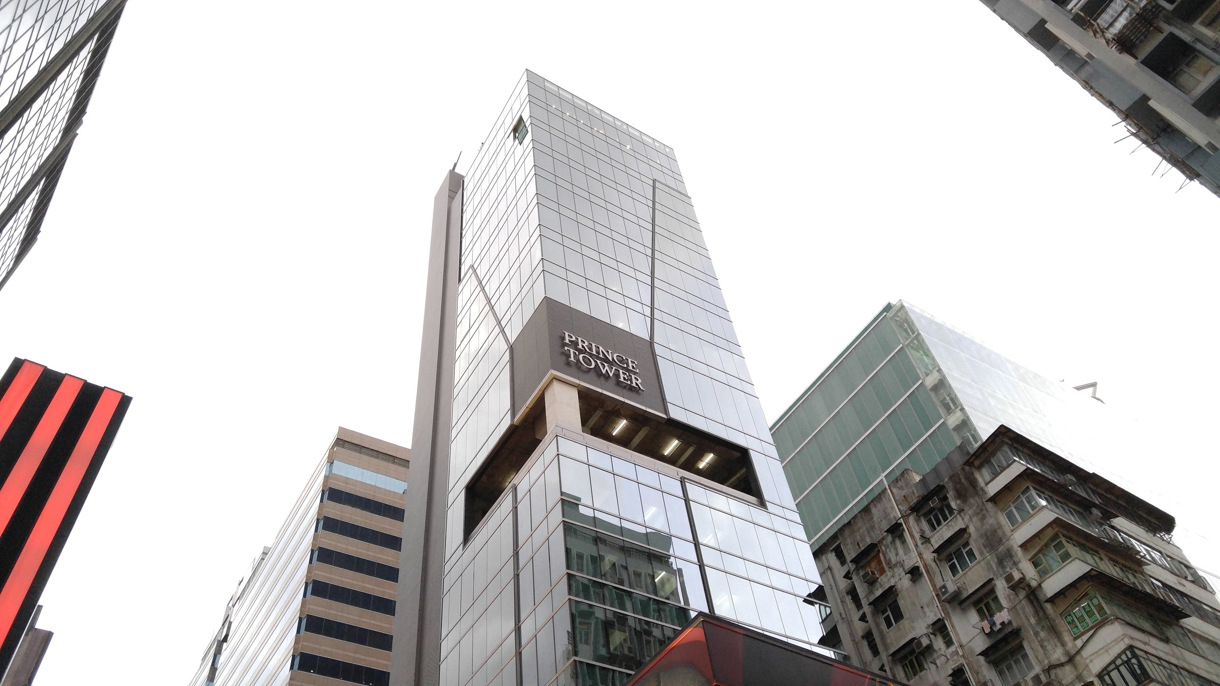 Prince Tower Hong Kong FP-900 FirePro FIrePro protection work.jpg