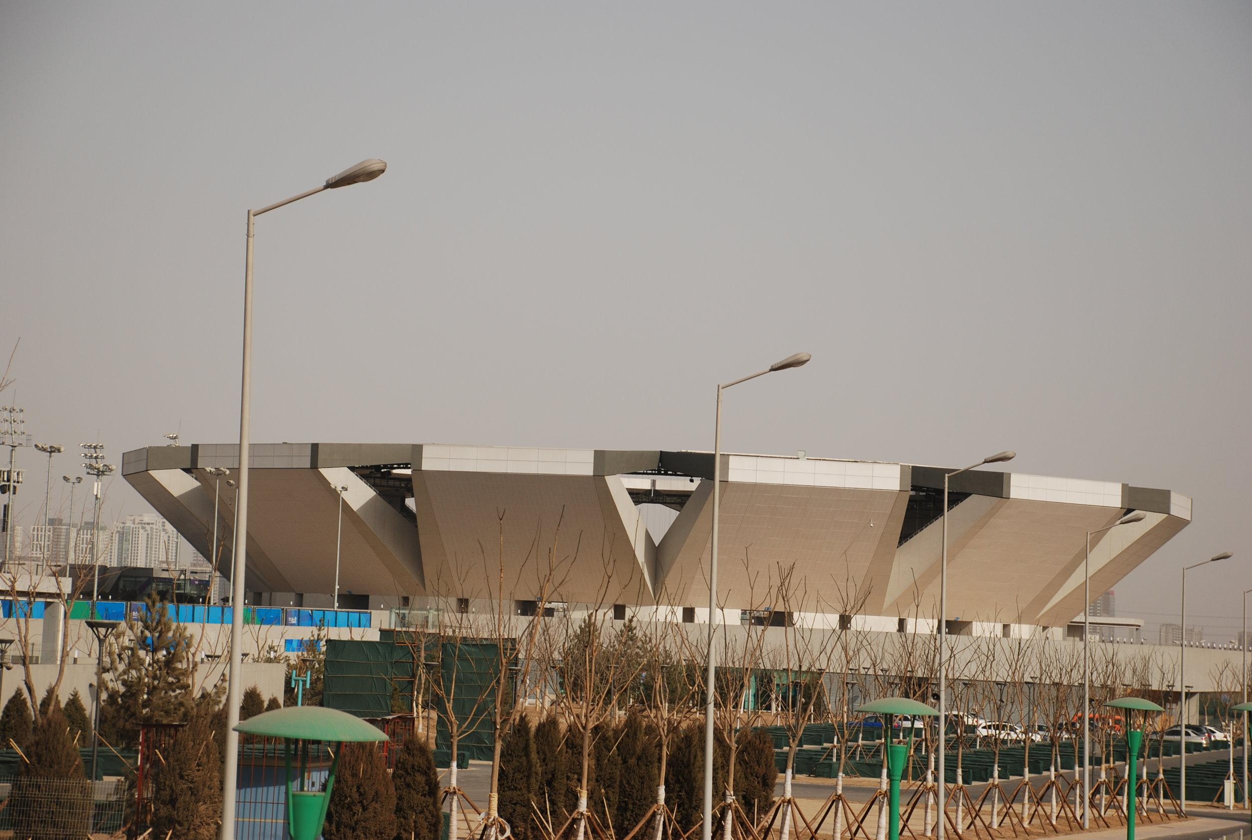 Olympic Green Hockey Stadium.JPG