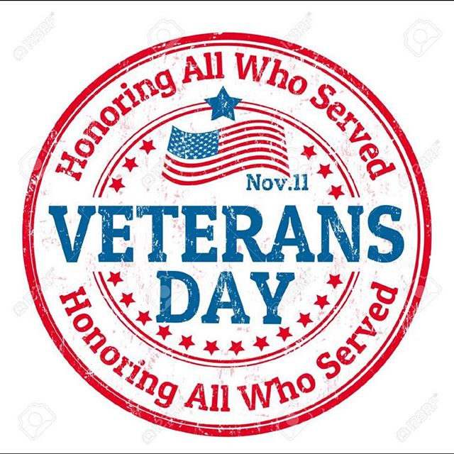 A Veteran is someone, who at one point in their life, wrote a blank check payable to the United States of America for an amount up to, and including, their life. Regardless of personal, or political views, we should honor those who have served our country!  Thank you to all of of those who have served and are currently serving! 🇺🇸
