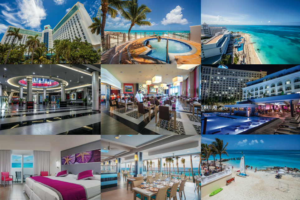 click the images to visit the hotel website to learn even more about this recently renovated resort!