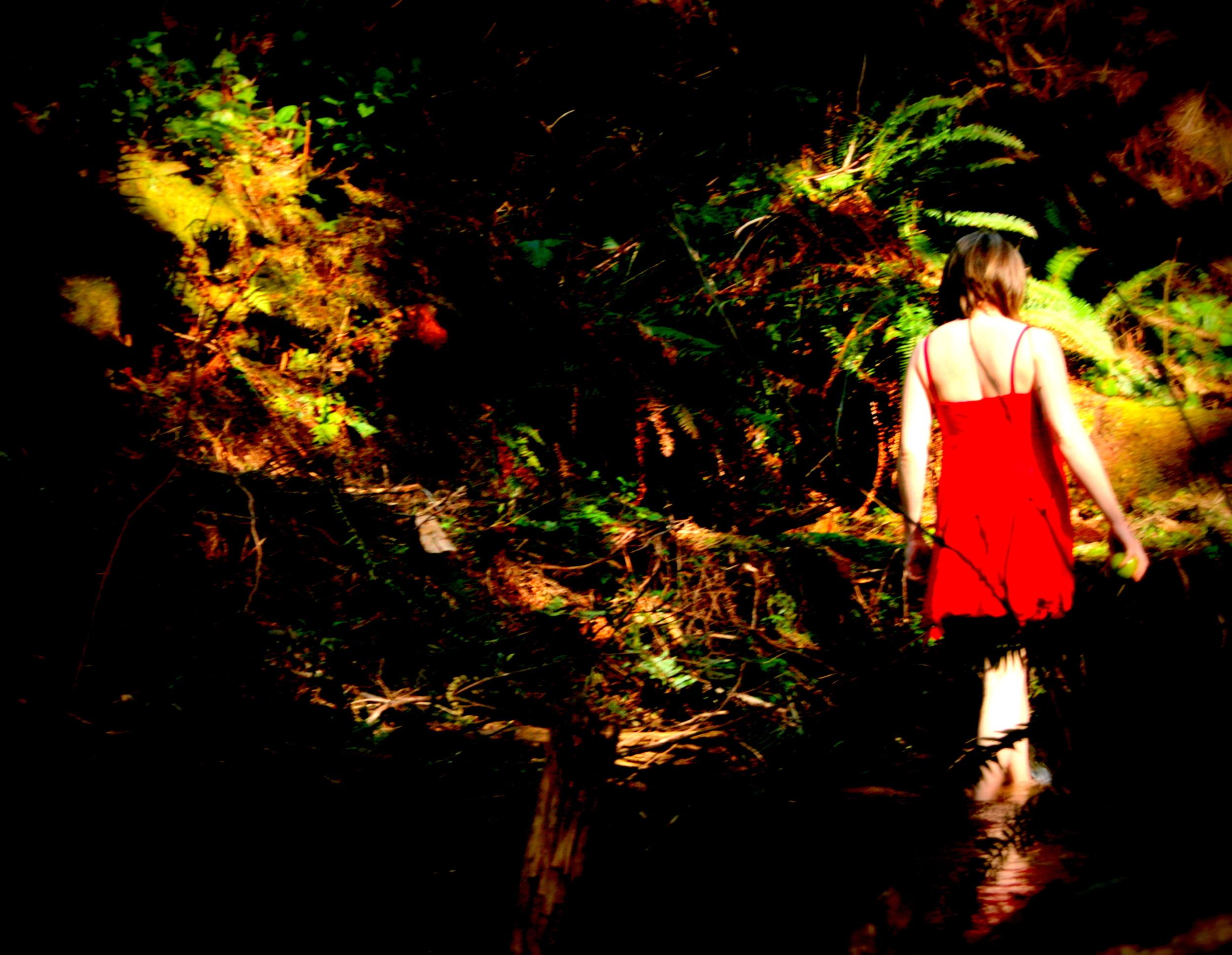 Strangled Darlings in the Garden of Eden