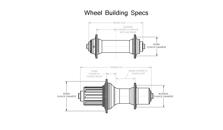 Wheel Building Specs