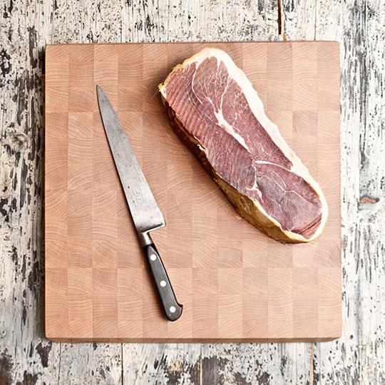 cutting boards & butcher blocks