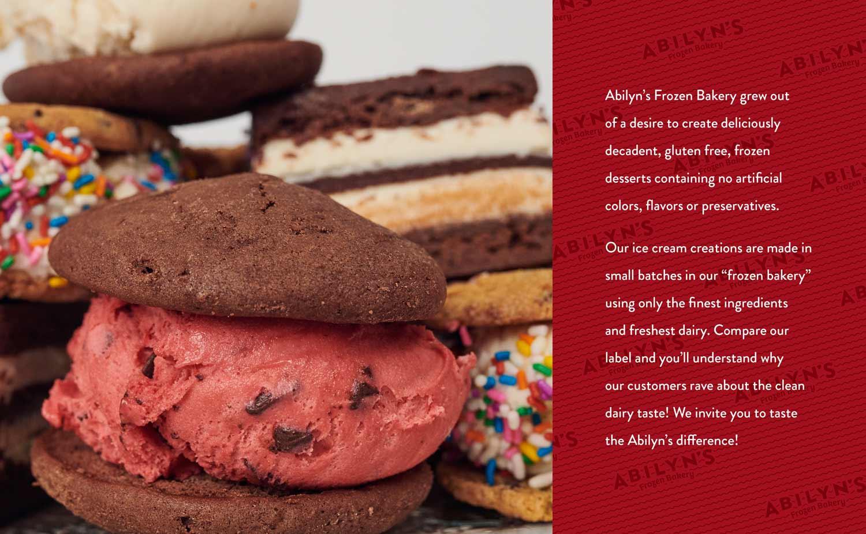 Ora helped craft The Abilyn's Frozen Bakery origin story.