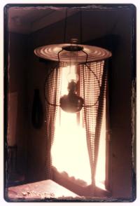 Siihen aikaan, kun isä lampun osti.