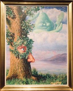 Magritte: Liisa ihmemaassa