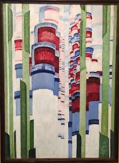 Vuori, 1922-1923
