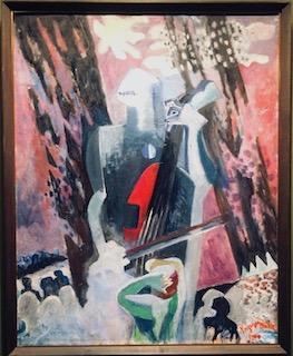 Yngve Bäck, Sodan sävel, 1944