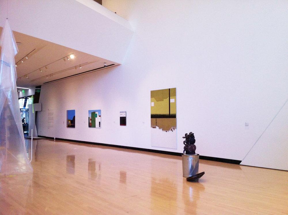 2116: Forecast of the next century,Eli and Edythe Broad Art Museum at Michigan State University, MI, USA.