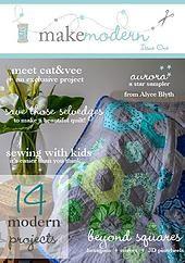 Make Modern Magazine Cover.. Copyright Make Modern Magazine XXMIV