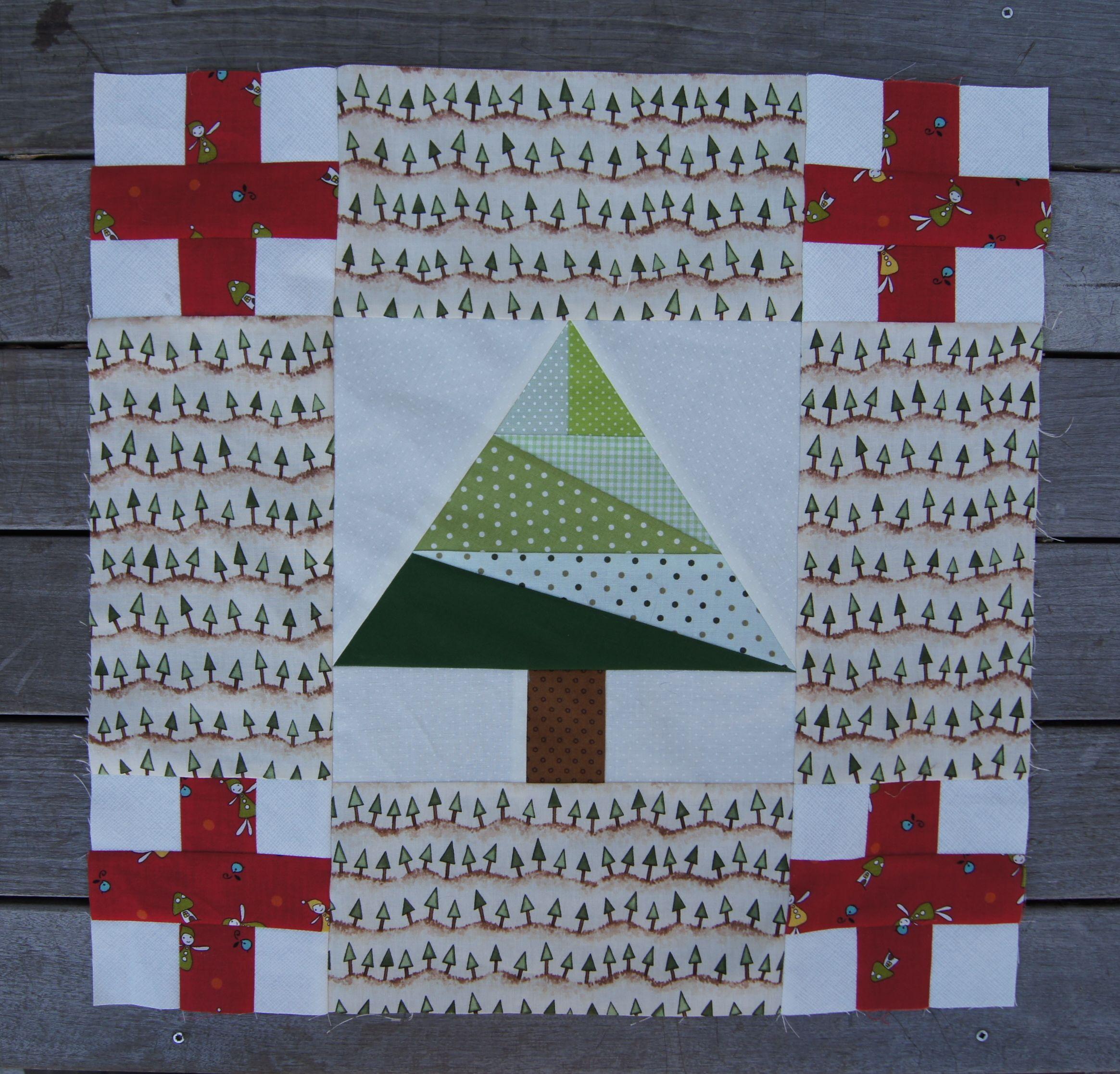 Quilt European Christmas Star.jpg