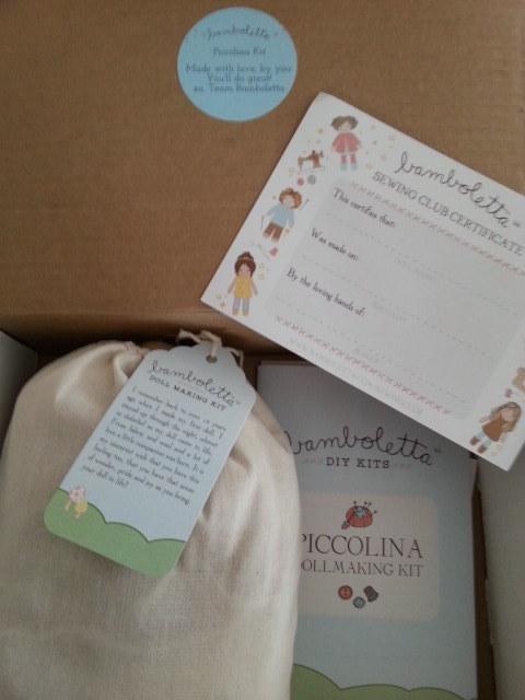 A Piccolina Girl Kit