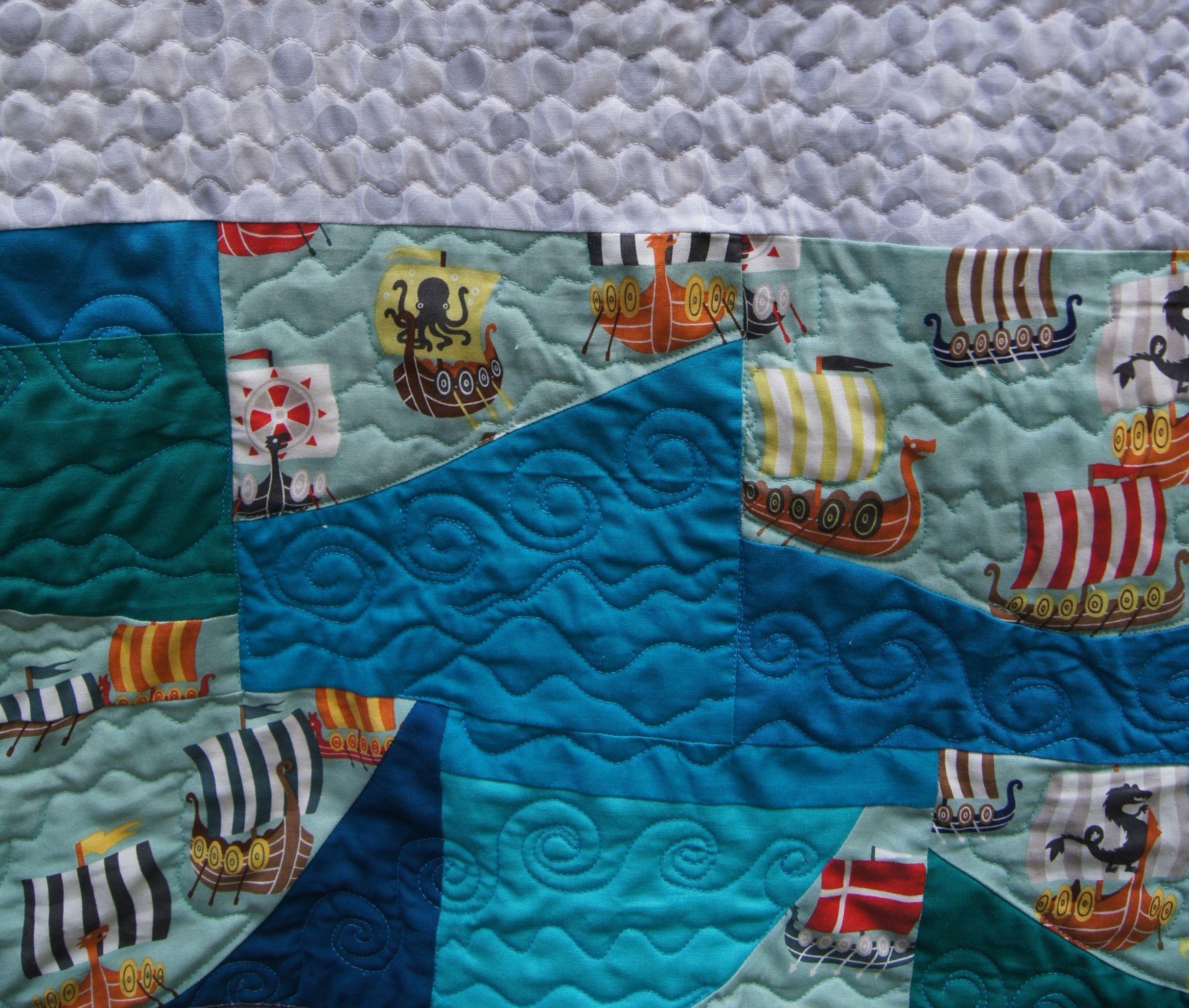 Quilt Vikings Bjorn & Bjorn ocean detail.jpg