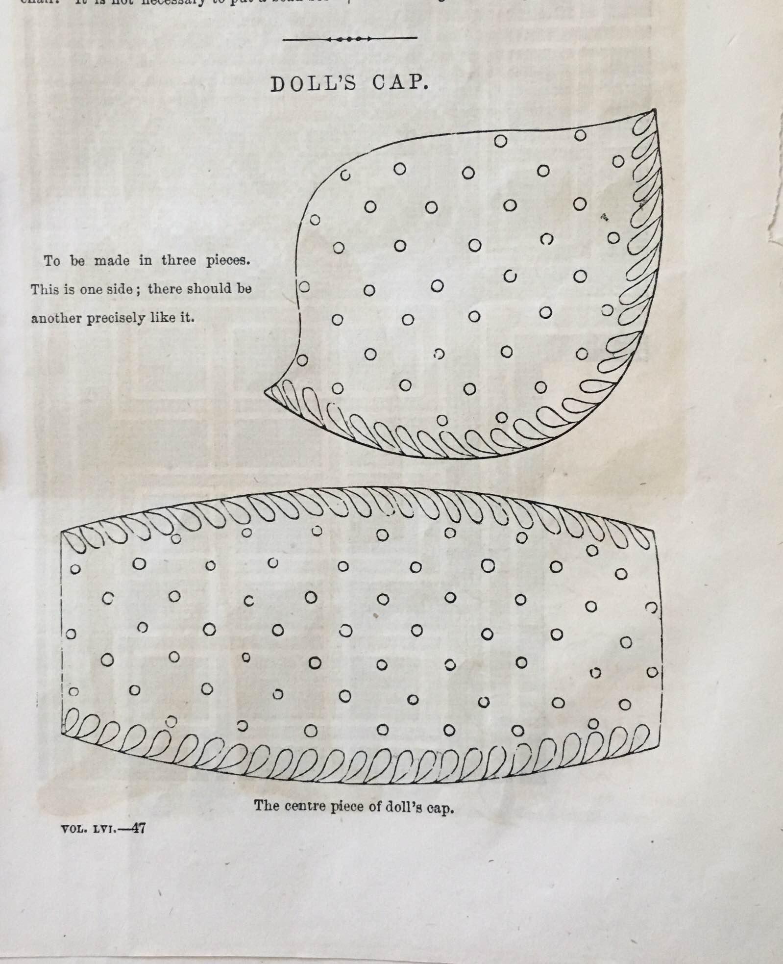 Vintage doll cap pattern.jpg