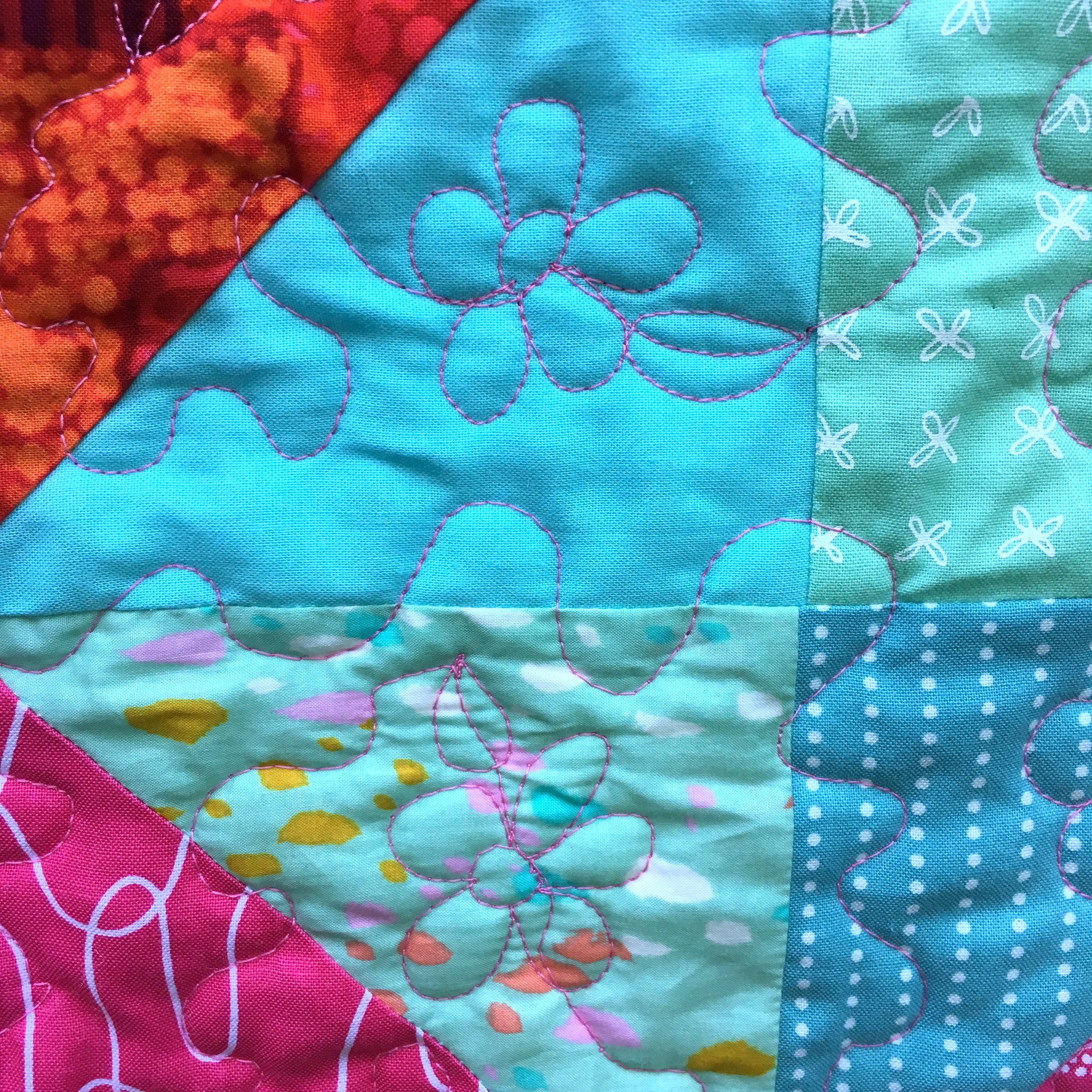 Quilt Pink and Aqua Quilting Detail.jpg