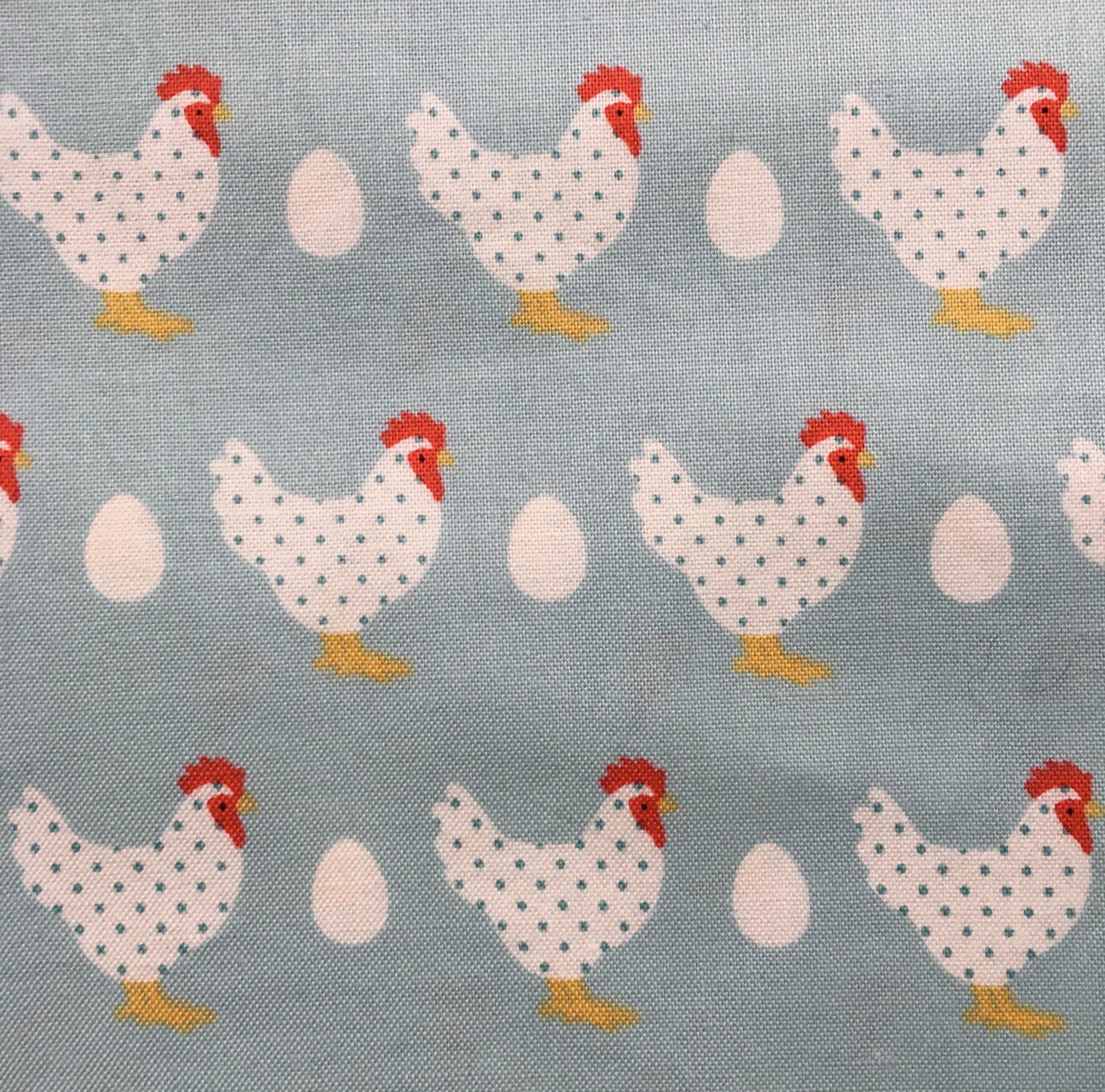 """Lila's Kitchen Hens"" The Henley Studios, Makower UK"