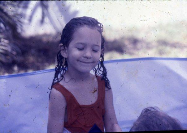 Getting back to this joy (Me, circa 1986).