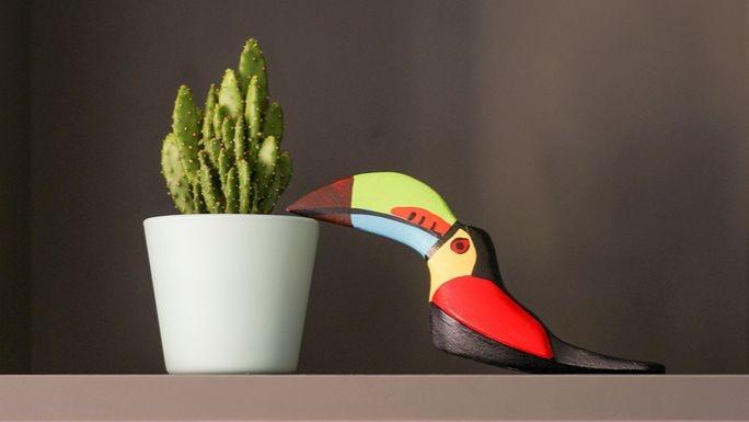 Toucan Decor -