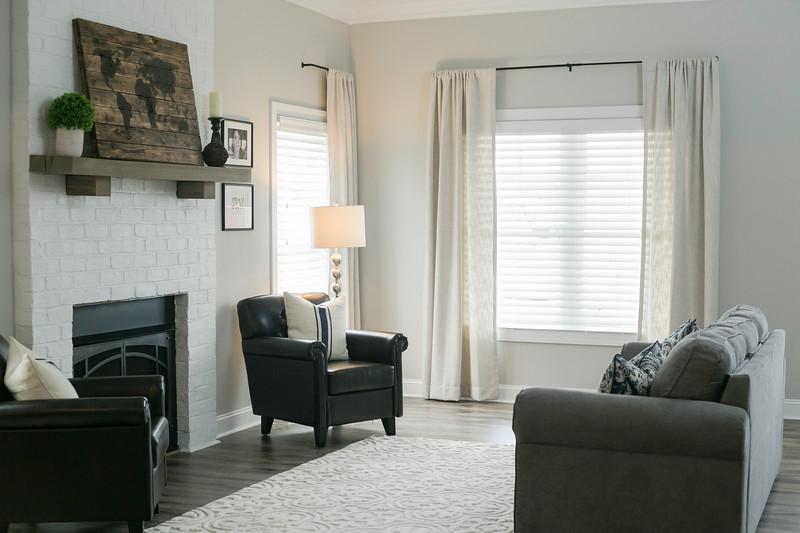 Walls Home - Living Room
