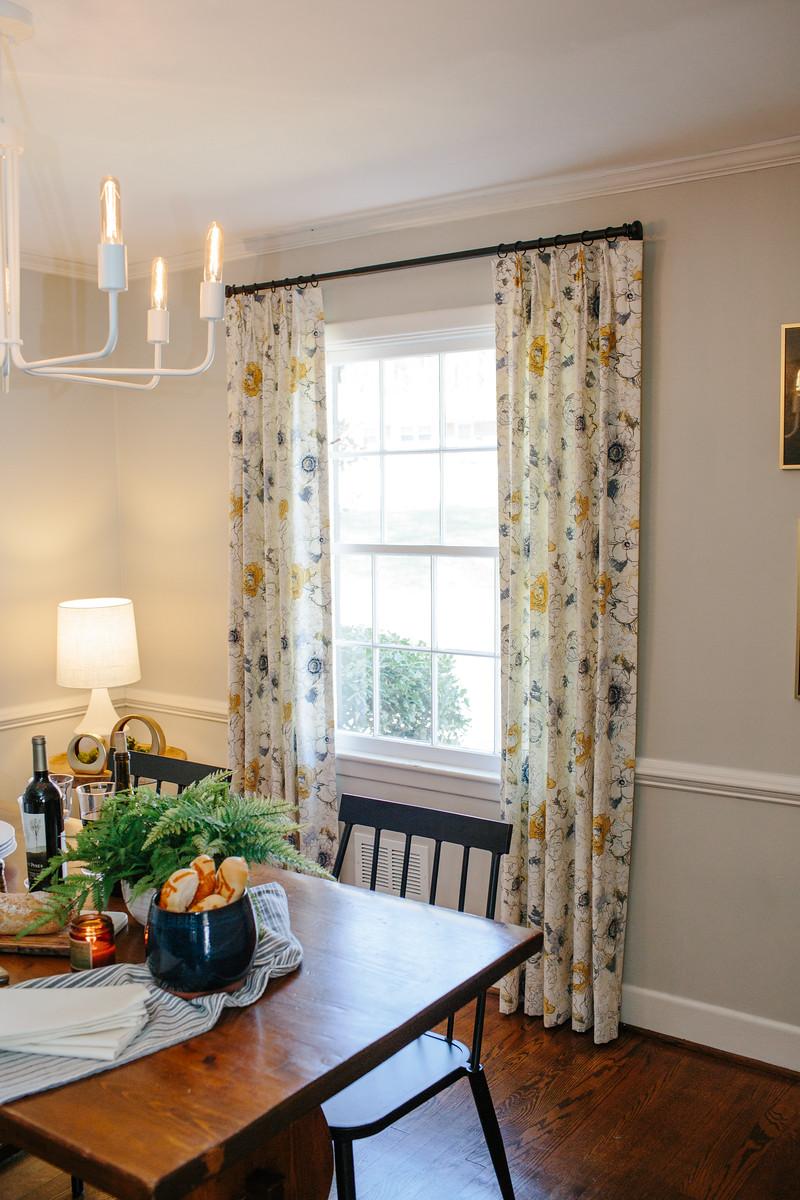 Hilbish Home - Full Room Design
