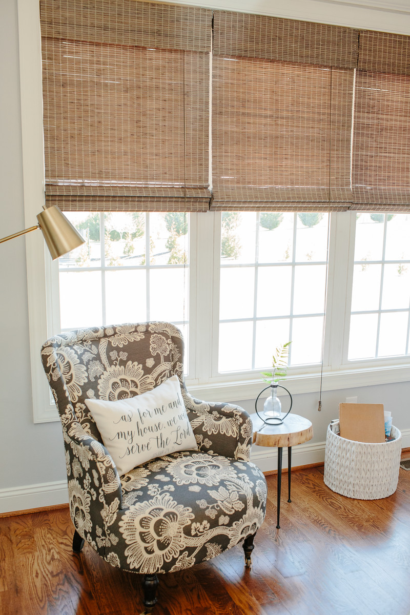 Anguiano Home - Tailor Made Natural Woven Shades