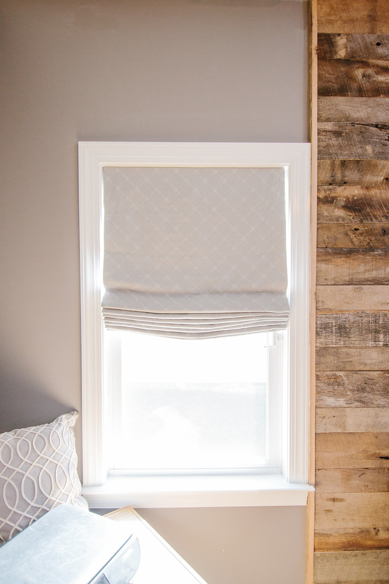 Giggetts Home - Roman Shades