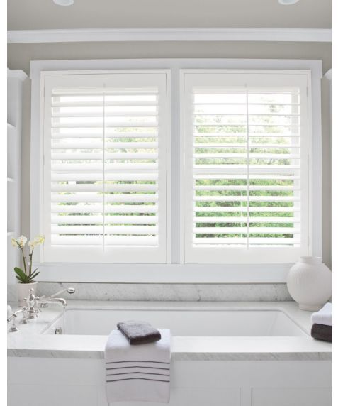 Bathroom Plantation Shutter