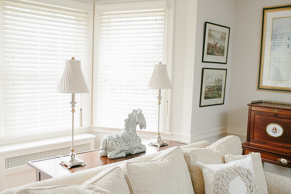 Tiedge Home - Faux Wood Blinds