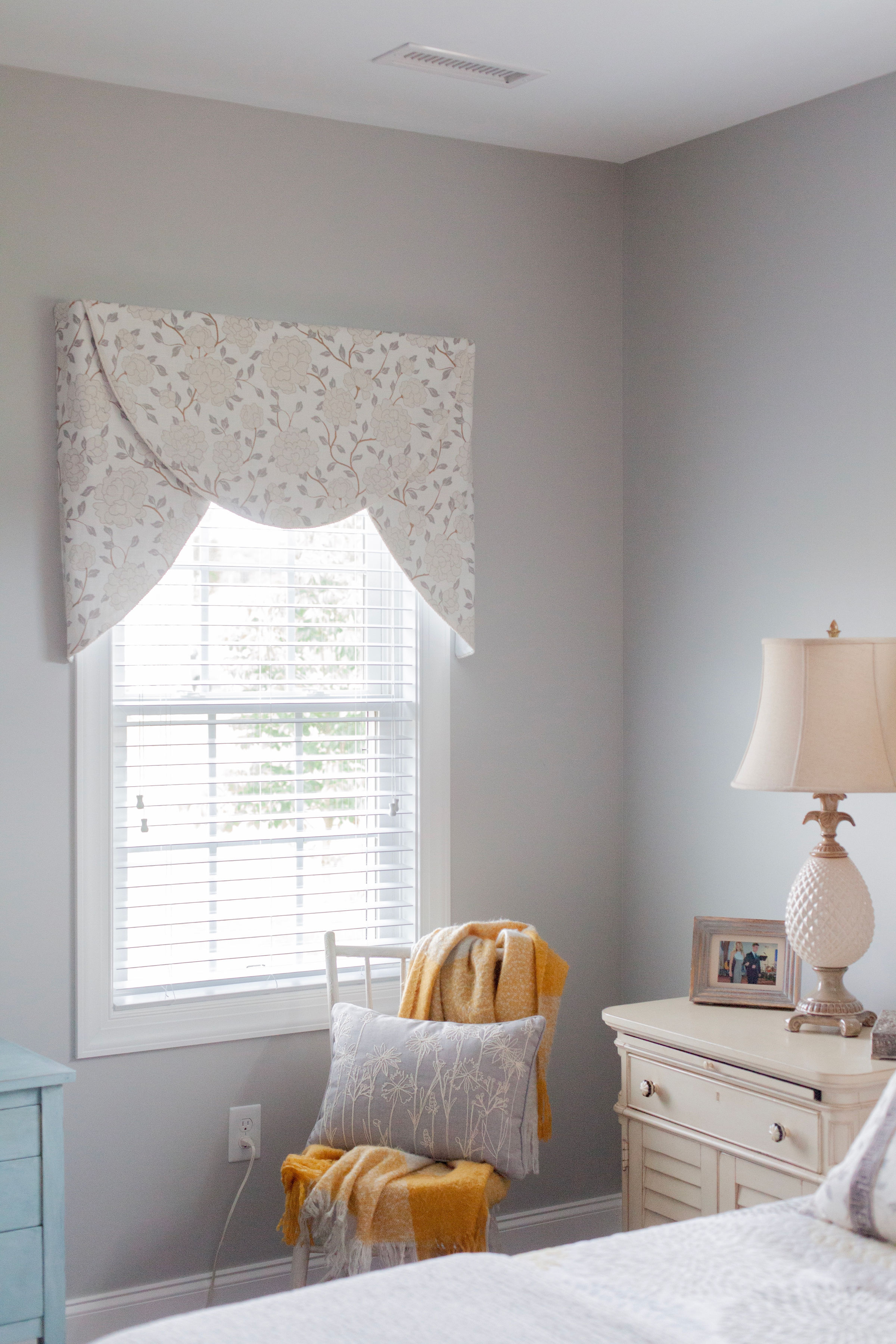 """Frank Home - 2"""" Faux Woods & Valance"""