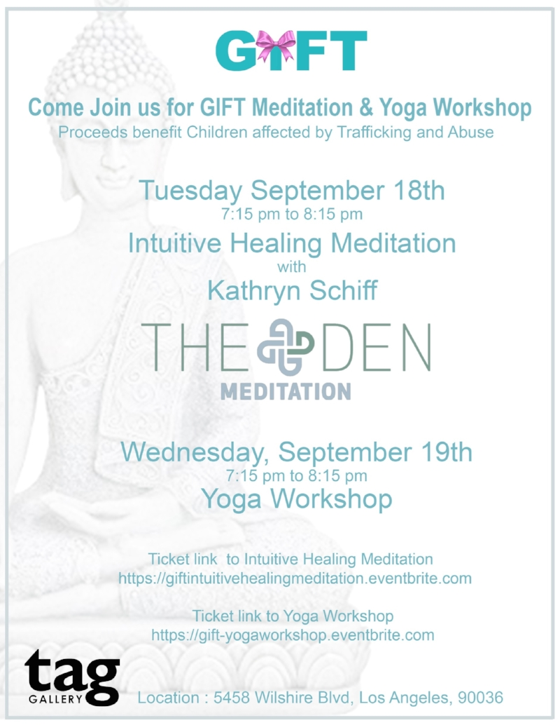 Gift Meditation & Yoga