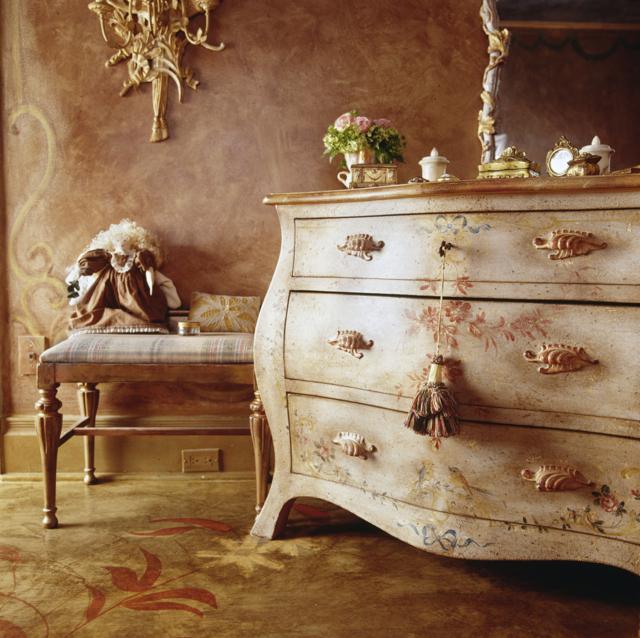 Antique Child Dresser