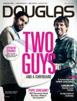 douglas magazine cover