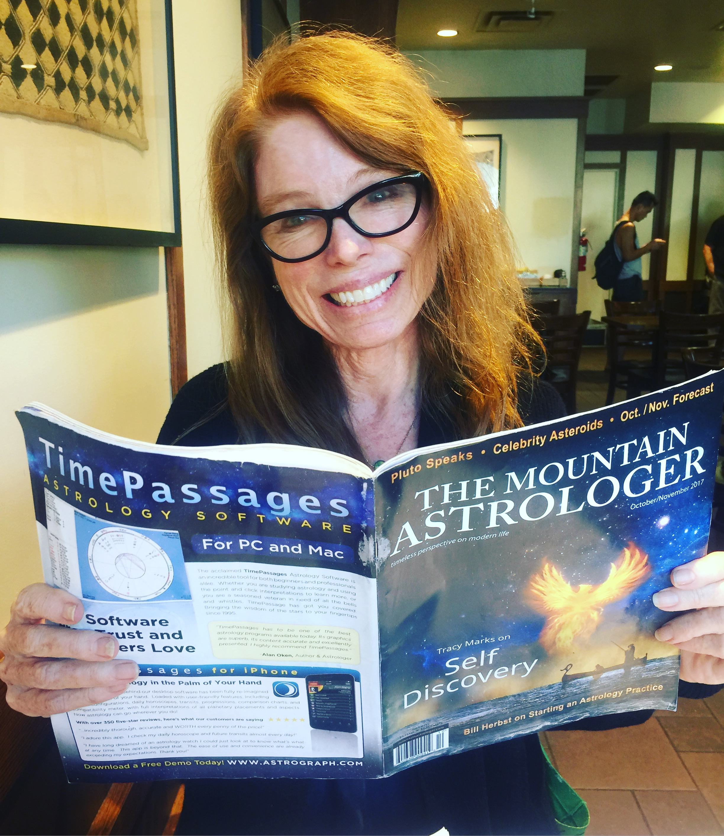 About Me — The Astrologer's Daughter