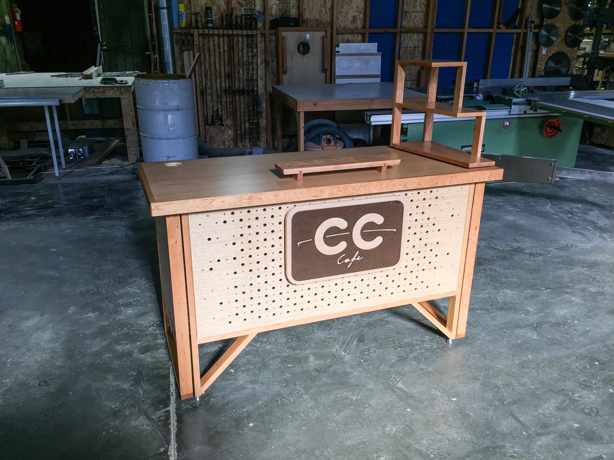 CC Cafe Coffee Counter -