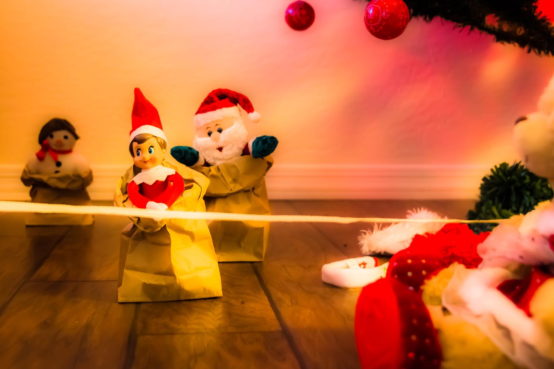 Elf is off-the-shelf!