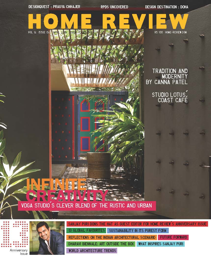 HOME REVIEW MAGAZINE. Link to publication imagery
