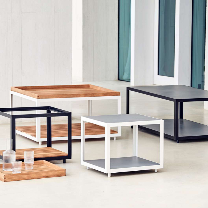 Coffee Tables   A selection of coffee tables that fit into any collection.   Click to shop this collection.