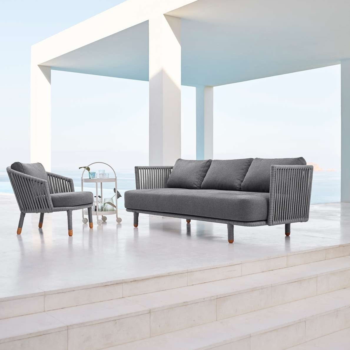 Moments Lounge Collection   Elegant minimalistic Scandinavian design.   Click to shop this collection.    Dining collection also available.